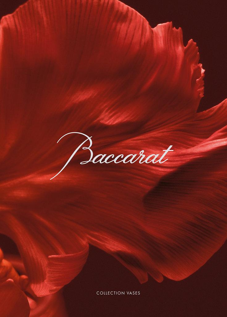 Clément Nachbauer - Catalogue - Baccarat Vases