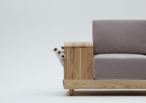 Dog House Sofa | Leibal Blog