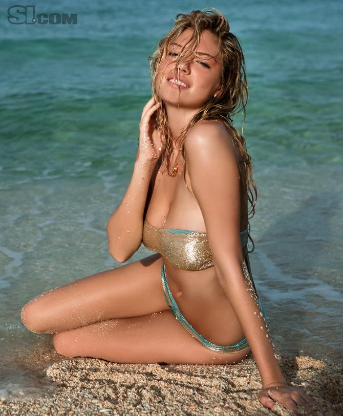 Kate Upton in Sports Illustrated's 2011 Swimsuit Edition - My Modern Metropolis