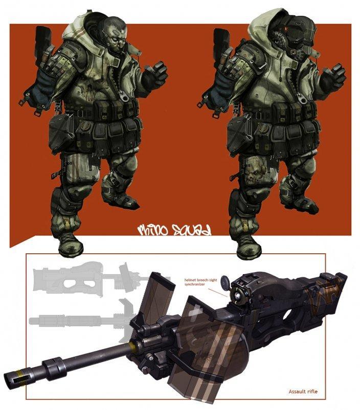 Rebel assault squad by Sexforfood - Stan - CGHUB