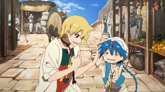 Anime Gerad – Anime Community » Blog Archive » magi-tar the last djinn bender