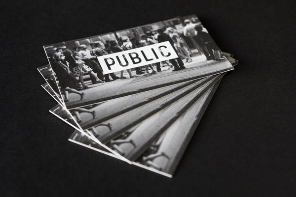 PUBLIC on Branding Served