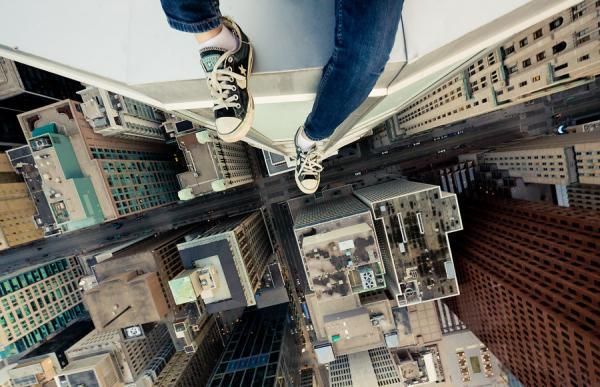 Cityscape Photography by Roof Topper | Cuded