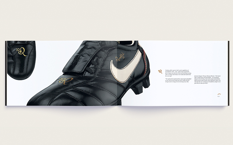Nike - R10 Book : Alexandre Lins