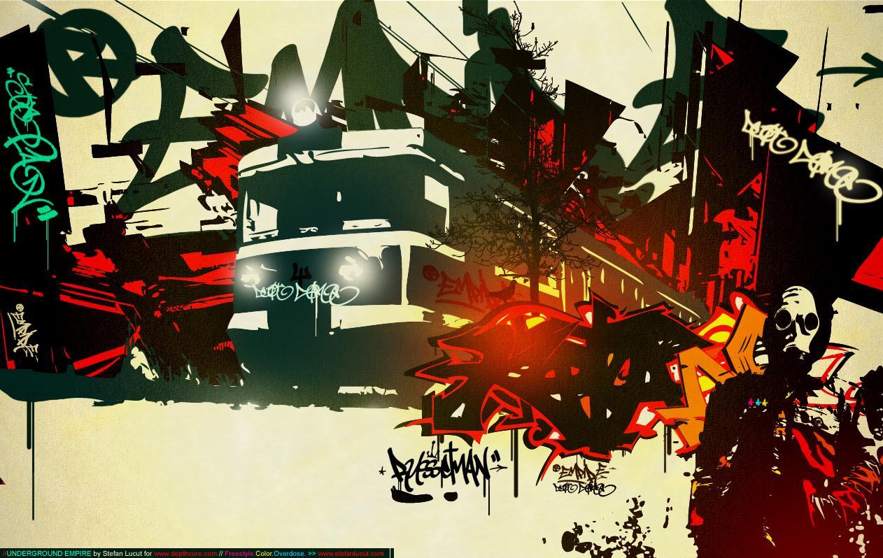 DEPTHCORE \ Artists \ Stefan Lucut