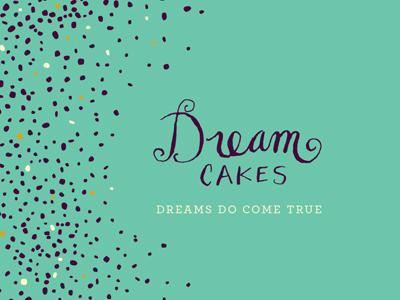 dream cakes by kate thomas