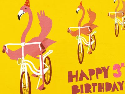 Happy Birthday by Mike Hirshon