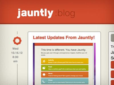 Jauntly Blog by James Madson