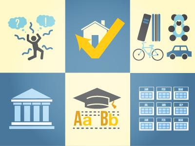 Factor Campaign Icons by Jon Risinger
