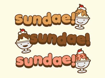 Sundae Sundae Sundae by Juna Duncan