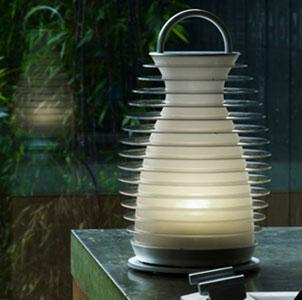 Bump Rechargeable Lantern By Mathmos