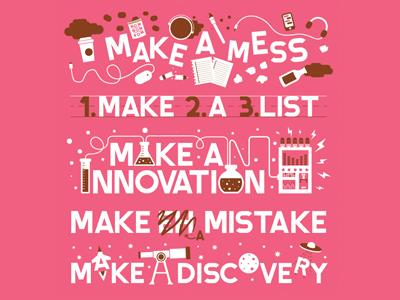 Make a... by Greg Christman