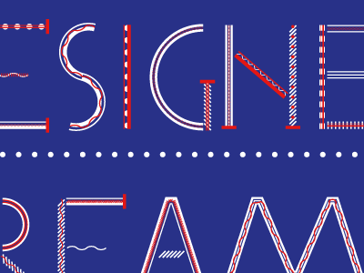 The designer dream (at night) by Alice Donadoni