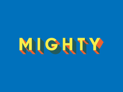 Mighty D by Brandon Alvarado