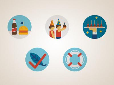 Water Adventure icons pt.ii by Studio Muti