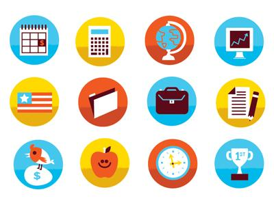 Icons by Tad Carpenter