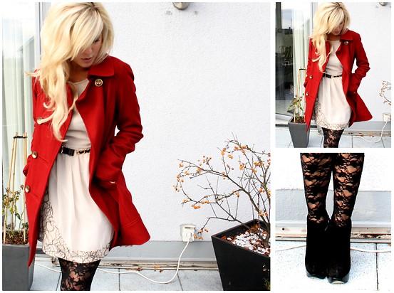 Topshop Dress //