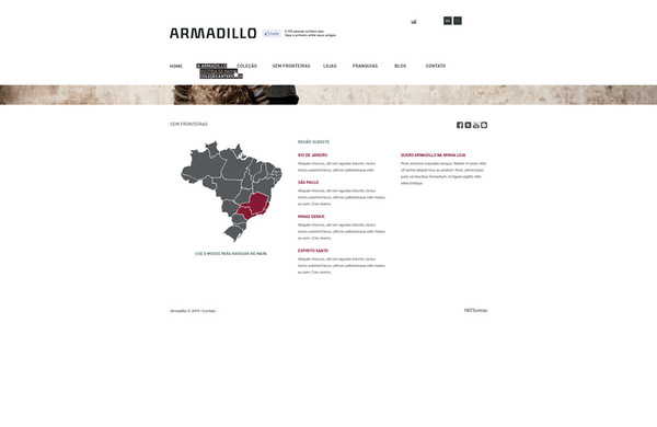Armadillo 2011 on Web Design Served
