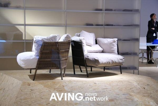 ??????_Alias Dehors armchair by Michele De Lucchi at Milan Fair 2008?????