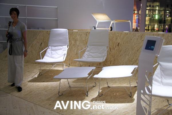 ??????_Alias Dehors armchair by Michele De Lucchi at Milan Fair 2008?????