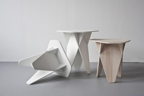 Wedge Table | Leibal Blog