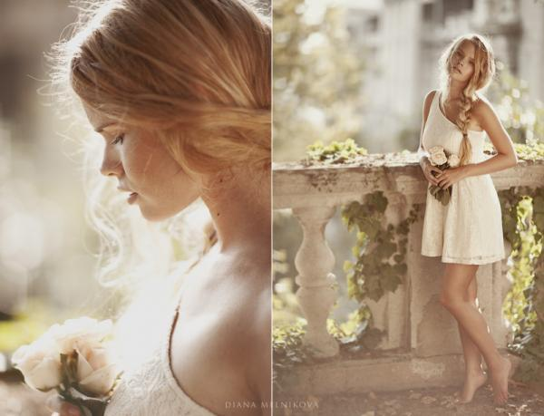 Portrait Photography by Diana Melnikova | Cuded