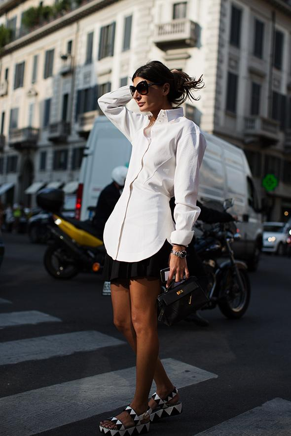 On the Street…..Giovanna B., Milan « The Sartorialist