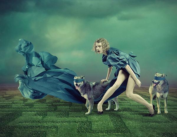 Stunning Photomanipulations of Kassandra