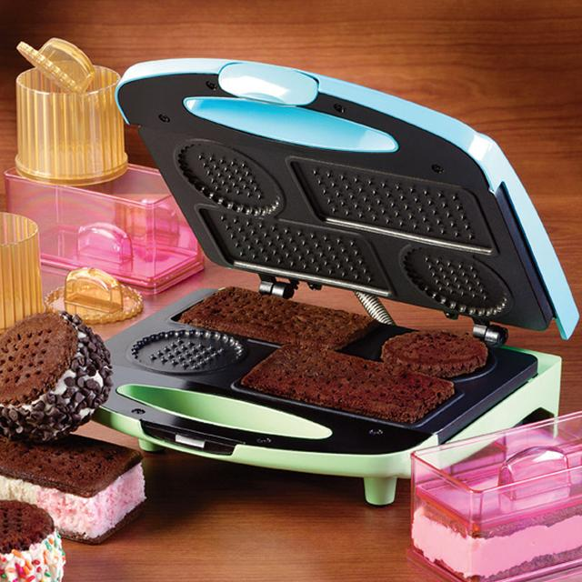 Fancy - Ice Cream Cookie Sandwich Maker