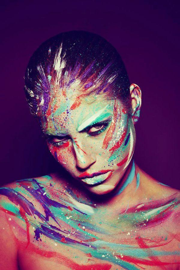 35 Stunning Examples of Makeup Art | inspirationfeed.com