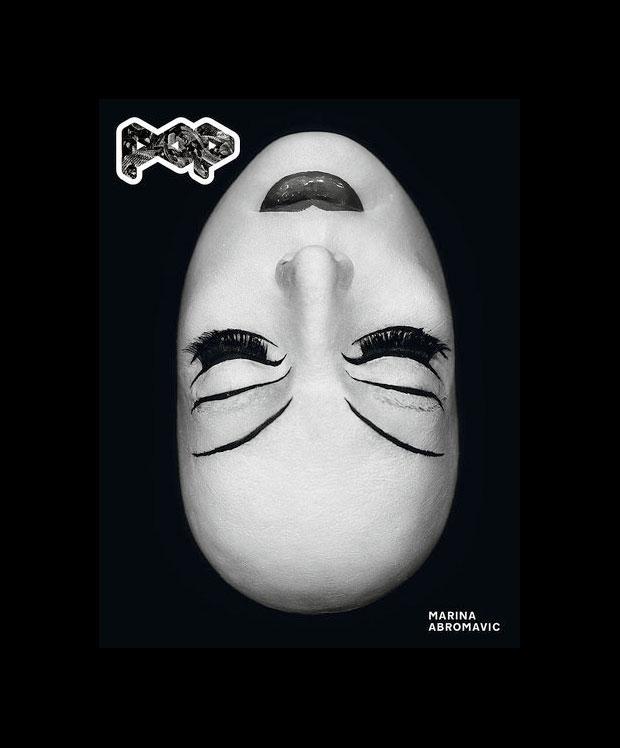 Pop Magazine A / W '11 Couverture