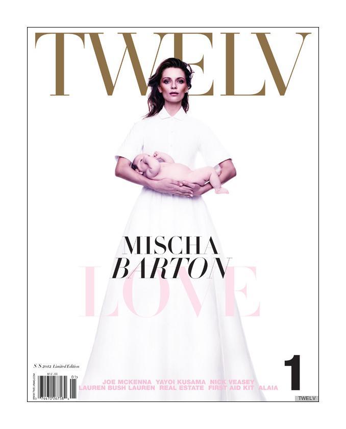 Mischa Barton pour Debut Magazine TWELV