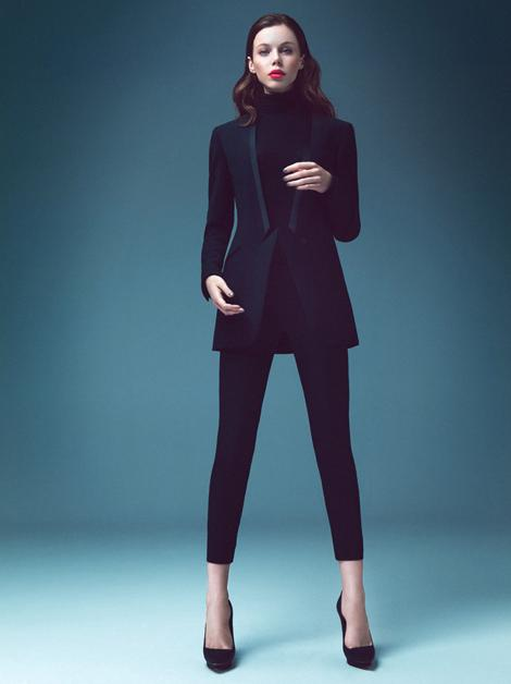 Fashion — Agnieszka Pulapa by Lukasz Pukowiec for Mariusz Przybylski Campaign
