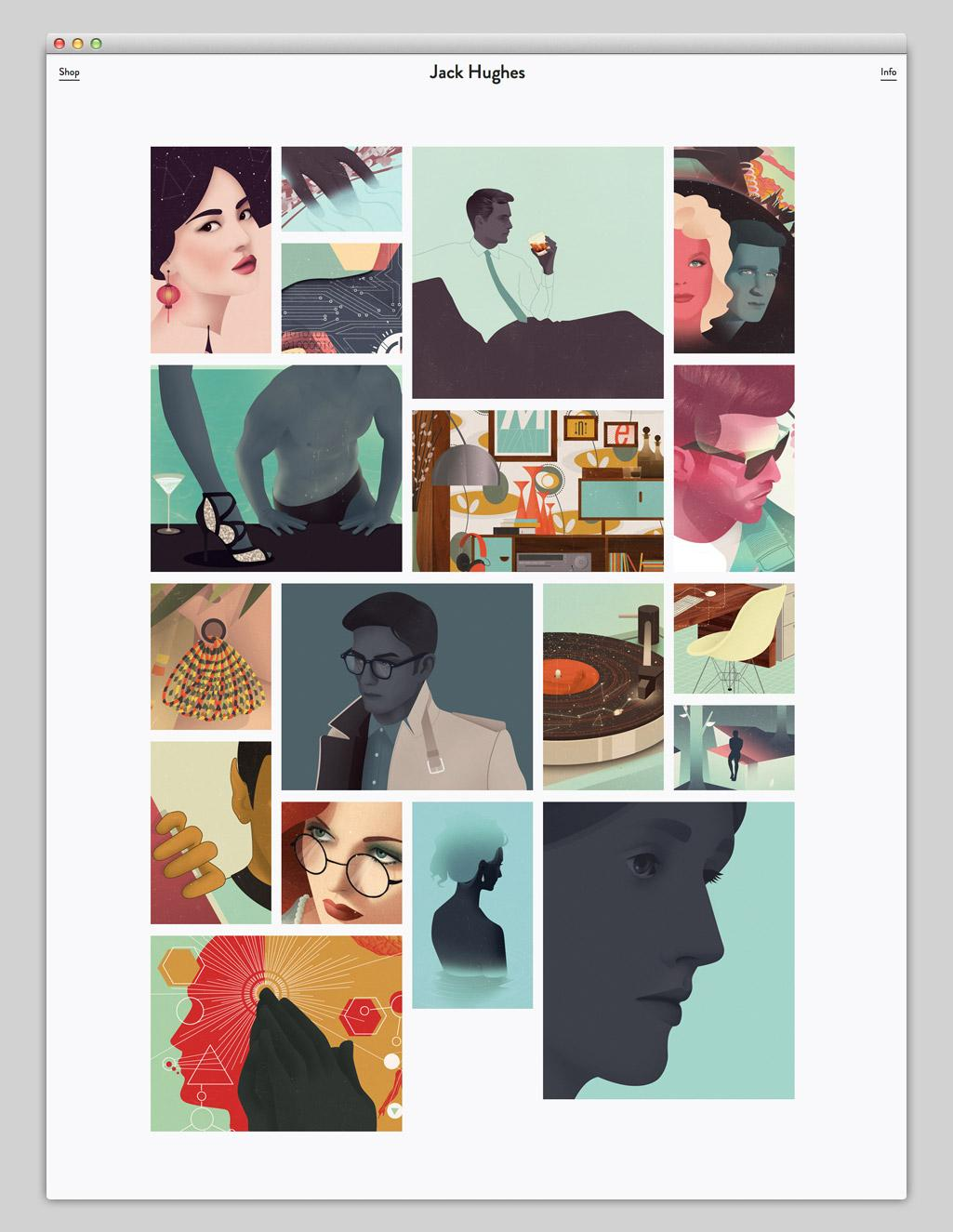 Websites — Jack Hughes