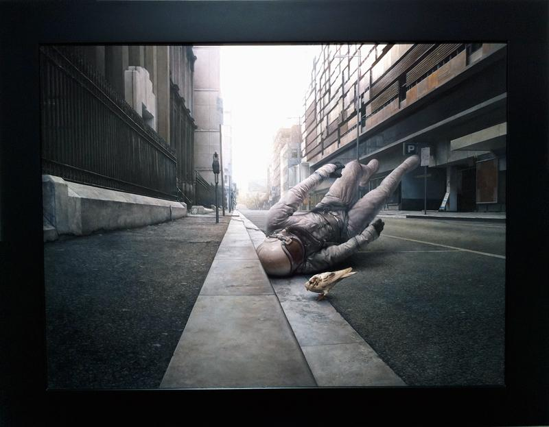 Juxtapoz Magazine - Review: Jeremy Geddes