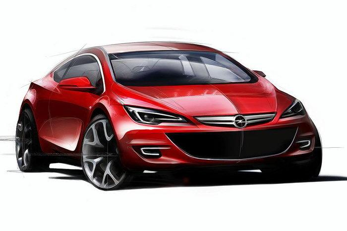2011 Opel GTC Paris Concept pictures. 61489 high resolution wallpapers