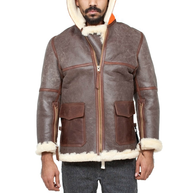 Nigel Cabourn Sheepskin discount sale voucher promotion code | fashionstealer