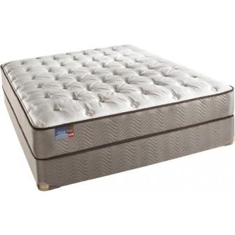 Simmons BeautySleep Admire Plush - All Mattresses - Mattresses