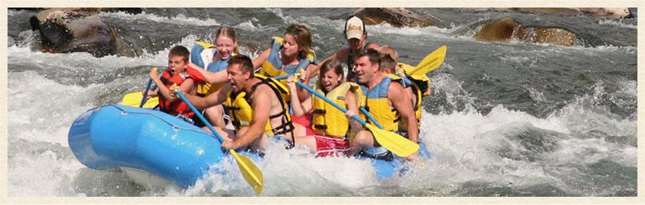 Salmon River Rafting | Sun Valley Rafting | White Cloud Rafting 800- 571-RAFT