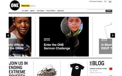 40 of the Best Websites of Non-Profit Organizations | Vandelay Design Blog
