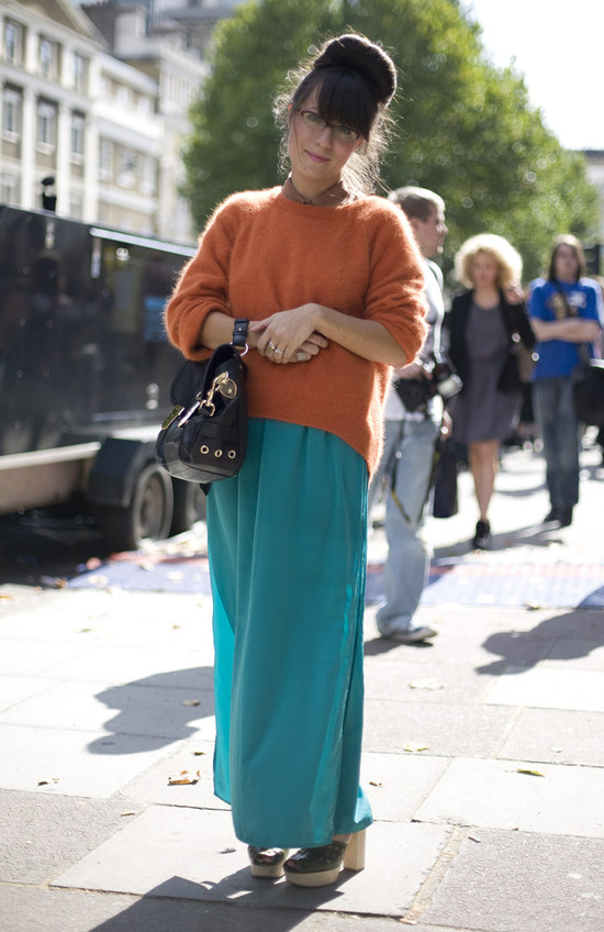 Orange Mohair, London | Street Fashion | Street Peeper | Global Street Fashion and Street Style