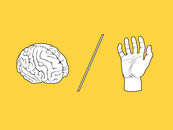 The Thinking Mindset vs. The Doing Mindset: Pick One (And Only One) :: Tips :: 99U
