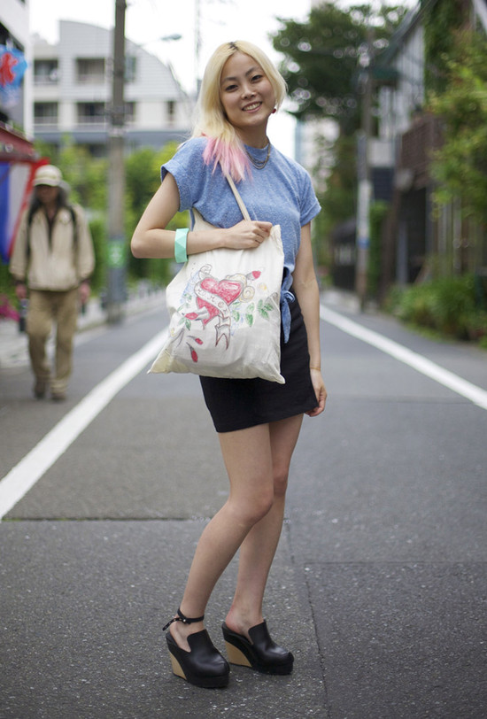 Momoe, Tokyo | Street Fashion | Street Peeper | Global Street Fashion and Street Style
