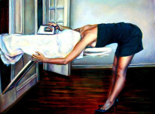 Arte da semana: Ana Teresa Fernandez | Webmania Online Magazine