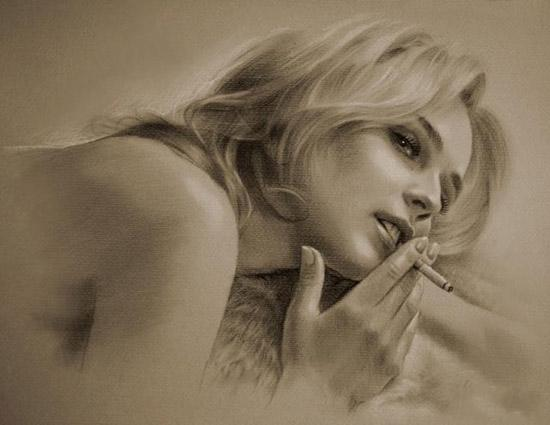 Pencil Sketches - Portraits of Celebrities - Pencil Sketches - Portraits of Celebrities