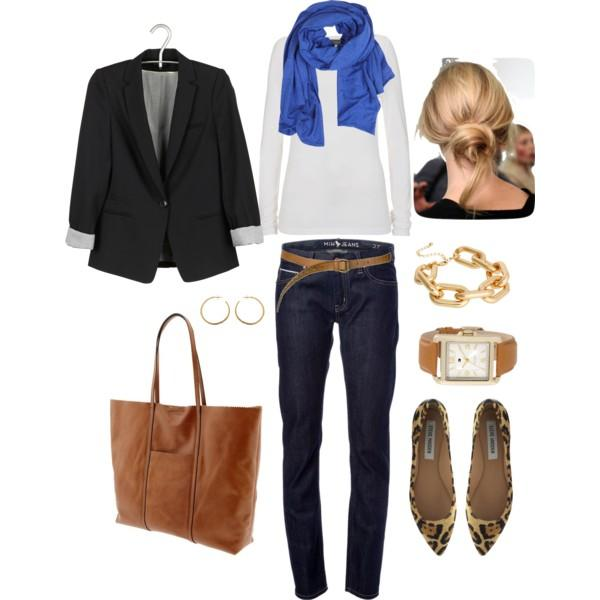 Wearing 10/20/12 - Polyvore