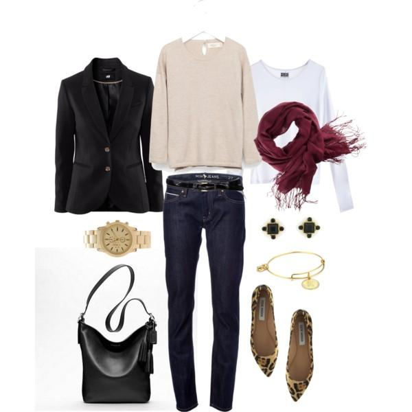 Wearing 10/13/12 - Polyvore