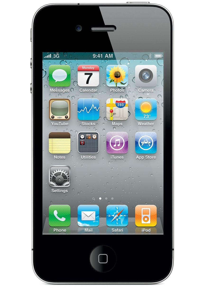 Apple iPhone 4S 16 GB Black - Smartphoneshop.nl
