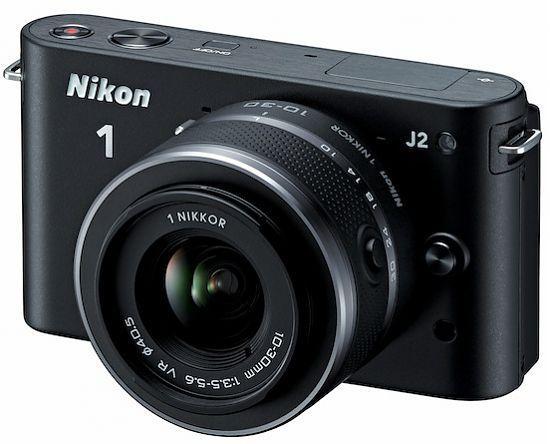 Nikon 1 J2 + 1 Nikkor VR 10-30mm Zwart - Digicamshop.nl