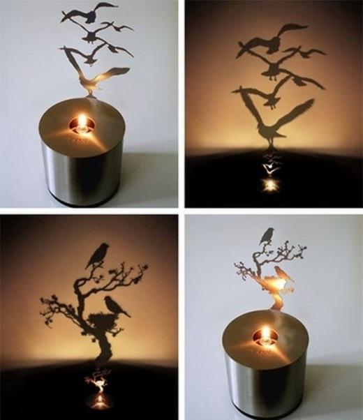 Awesome Candle Holder